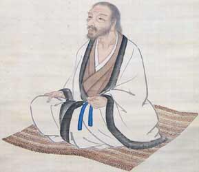 煎茶の始祖・売茶翁